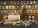 LMTA Shares Holiday Cheer with Toys for Tots Campaign